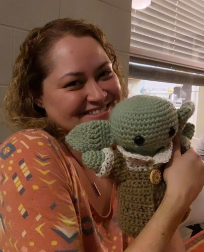 Crochet or Knit Disney Characters While Spending Time at Home 1