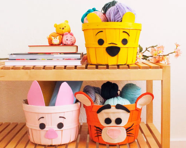 Disney Crafts and Activities You Can Do With Little Ones at Home!