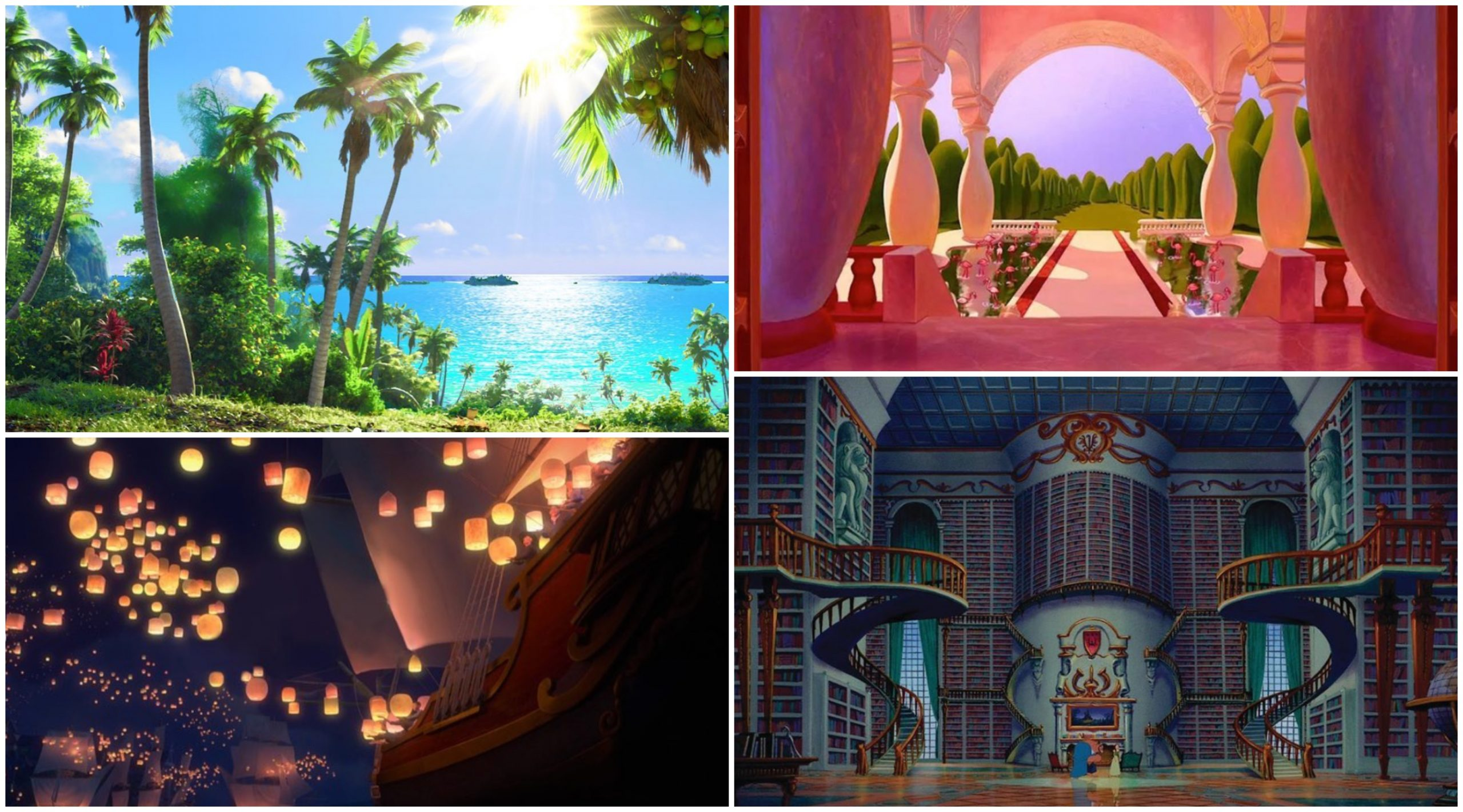Use These Virtual Disney Backgrounds For Your Next Video Call