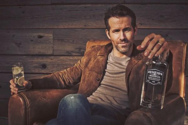 Ryan Reynolds Offering 30% of Aviation Gin Online Sales To Tip Bartenders 2
