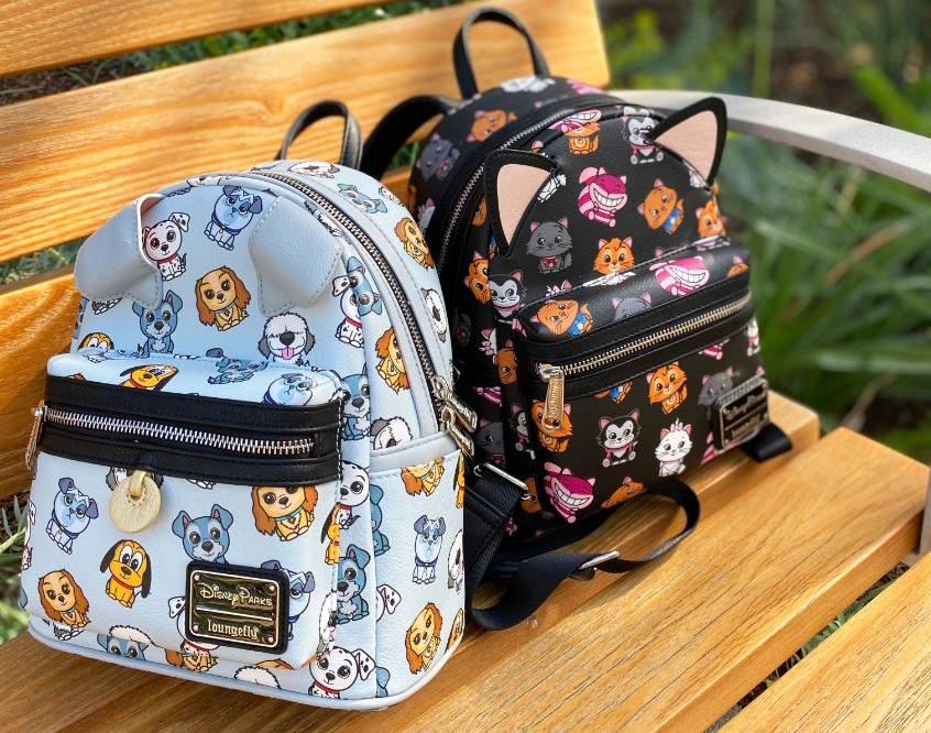 Adorable New Disney Animals Loungefly Backpacks Have Arrived!