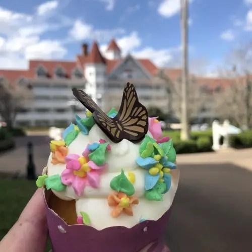 New Butterfly Cupcake Arrives At Walt Disney World 1