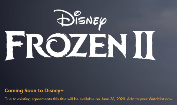 'Frozen II' Is Coming To Disney+ In Summer 2020 1