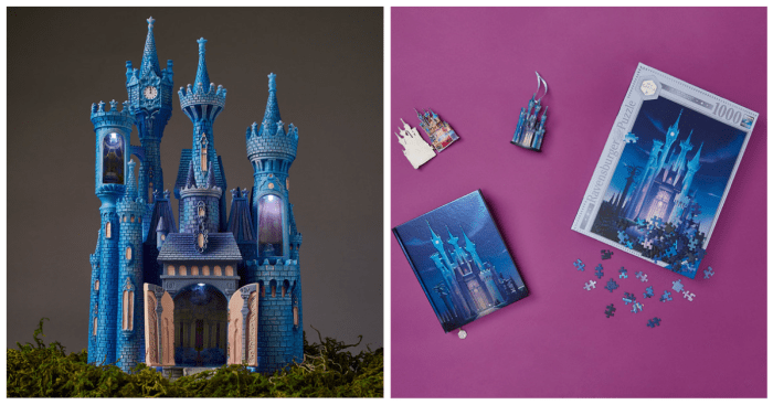 New Disney Castle Collection Series Coming Soon 1