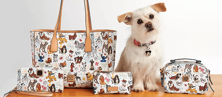 New Paws-itively Chic Disney Dog Dooney And Bourke Collection