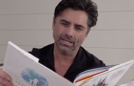 "John Stamos reads ""A Kiss Goodnight"" from Disney Legends Richard Sherman and Floyd Norman"