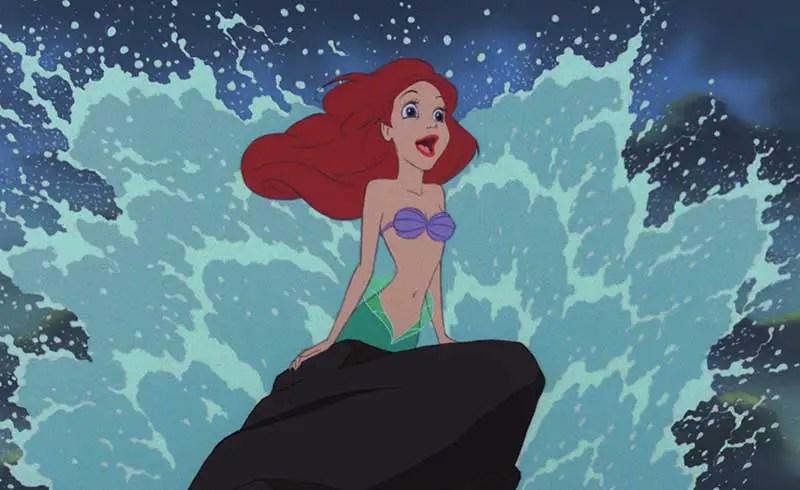Disney Is Hosting A Little Mermaid Watch Party On Twitter!