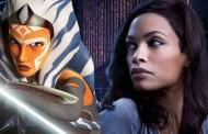 Rosario Dawson Cast as Ahsoka Tano in Season 2 of 'The Mandalorian'