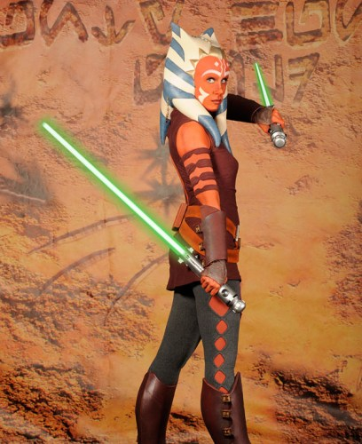 Star Wars Fans Are Upset That Ashley Eckstein Will Not Be Playing Ahsoka Tano In 'The Mandalorian' 2