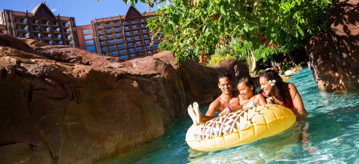 Disney's Aulani Resort to Remain Open