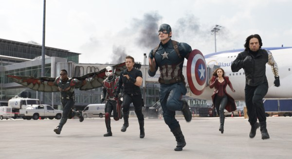 Work Out From Home 'Avengers' Style with Captain America 8