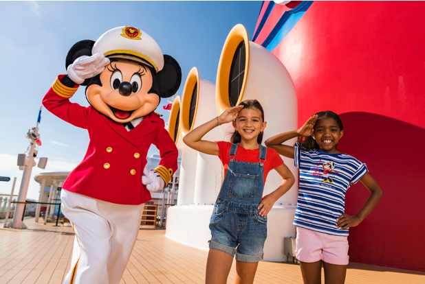 New Captain Minnie Mouse Food & Experiences At Disney Cruise Line!