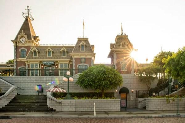 Magical Disney Sunrises from around the globe 6