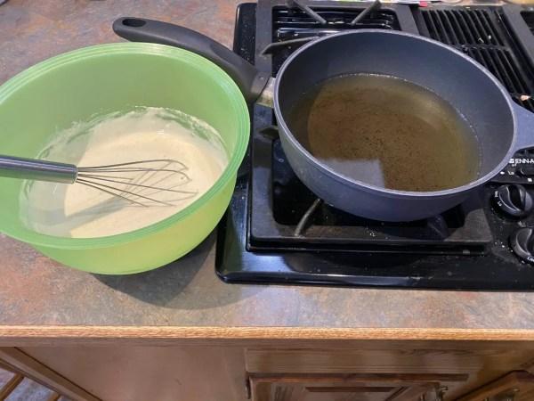 Making Disneyland's Monte Cristo Sandwich at Home 3