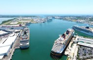 Cruise Ships rotating at Port Canaveral due to Coronavirus and lack of space