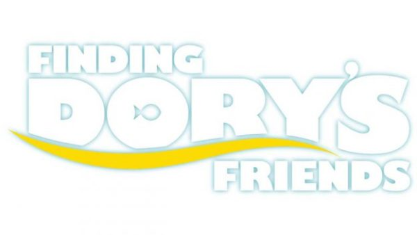 "Finding Dory's Friends"" Scavenger Hunt"
