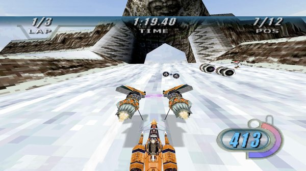 1999 Version of 'Star Wars Episode 1: Racer' Coming Soon to Nintendo Switch 5