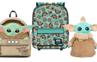 Baby Yoda Backpacks Heading To Our Galaxy This Summer