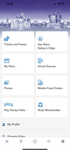 New Disneyland App Update Shows Avengers Campus and More! 4