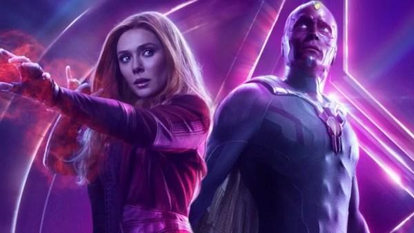 Marvel Studios Stops Production of WandaVision for Disney+ Over Coronavirus Concerns 1