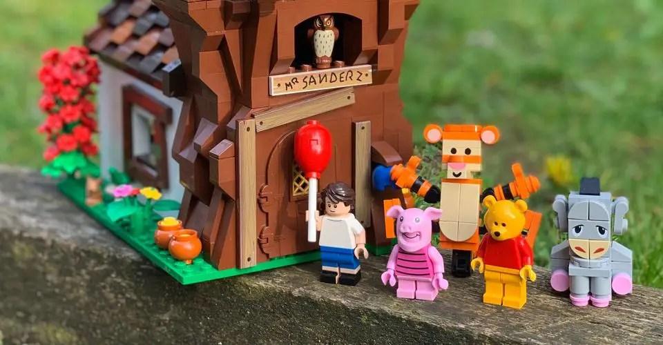 LEGO Ideas Approves New Winnie The Pooh LEGO Set