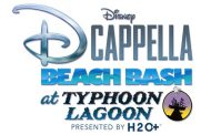 DCappella takeover at Beach Bash at Typhoon Lagoon