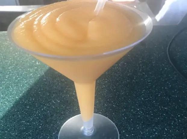 Disney Magic at Home: Grand Marnier Orange Slush Recipe