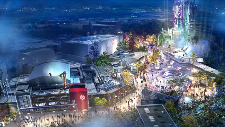 Avengers Campus Opening May be Delayed