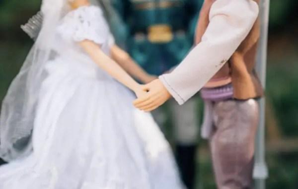 Disney Wedding Photos: Anna and Kristoff's Royal Wedding 5