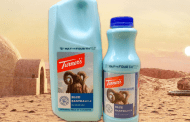 You can buy Blue BANTHA milk to celebrate Star Wars Day!