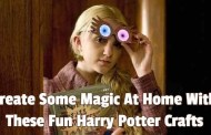 Create Some Magic At Home With These Fun Harry Potter Crafts