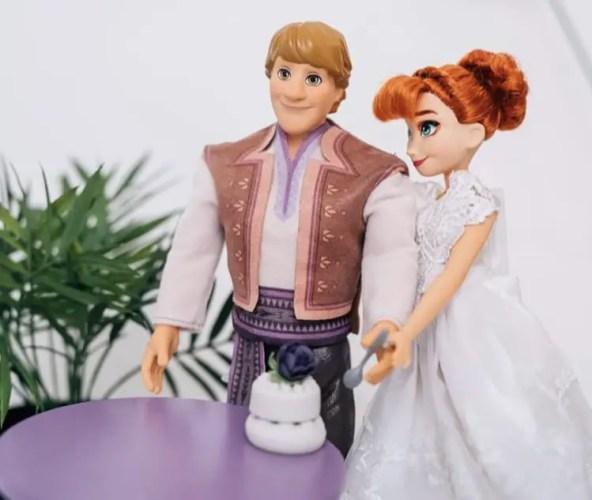 Disney Wedding Photos: Anna and Kristoff's Royal Wedding 12