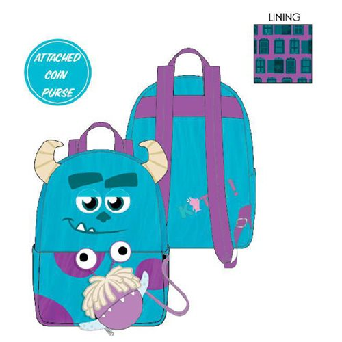 This Monsters INC Loungefly Collection Is Screaming With Style 1
