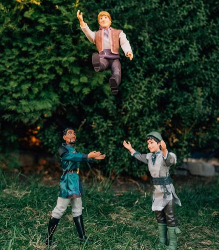 Disney Wedding Photos: Anna and Kristoff's Royal Wedding 9