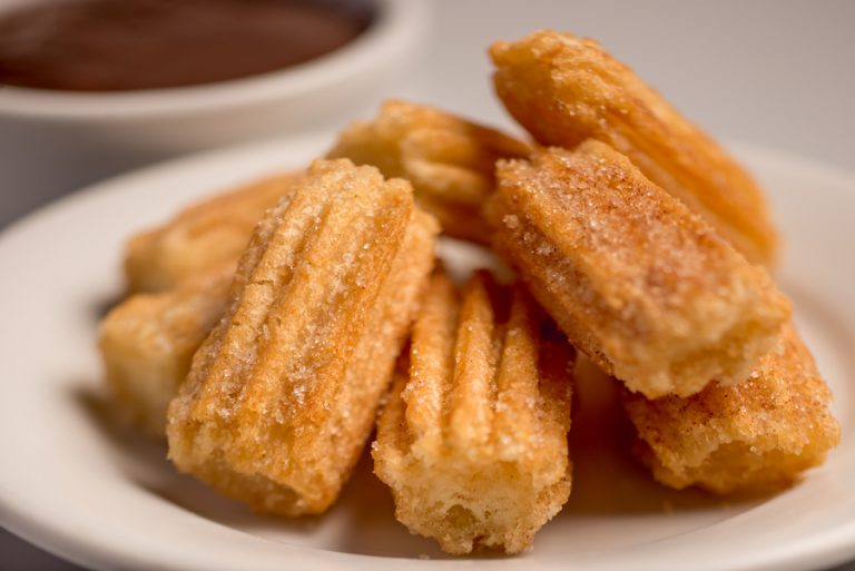 Disney Magic at Home: Try Making Churro Bites