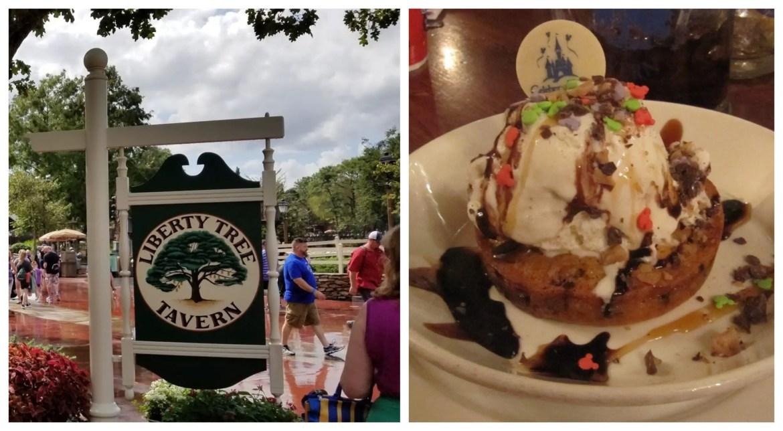Learn to Bake Disney's Liberty Tree Tavern Ooey Gooey Toffee Cake