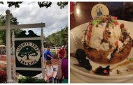 Learn to Bake Disney's Liberty Tree Tavern Ooey Gooey Toffee Cake