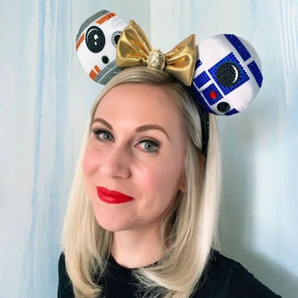 Star Wars Droid Designer Ears