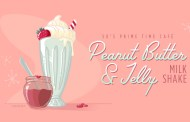 Try this at home - Peanut Butter & Jelly Milkshake from Hollywood Studios