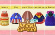 New Star Wars, Marvel and Disney Inspired Outfits Available for Animal Crossing: New Horizons