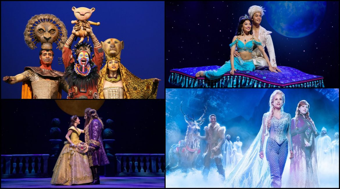 Broadway Cares To Host Disney Benefit Concert via Live Stream for COVID-19 Relief Fund