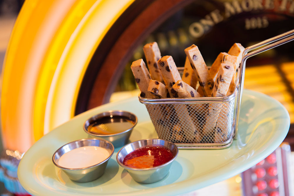Plant-Based Cookie Fries Recipe From Beaches & Cream!