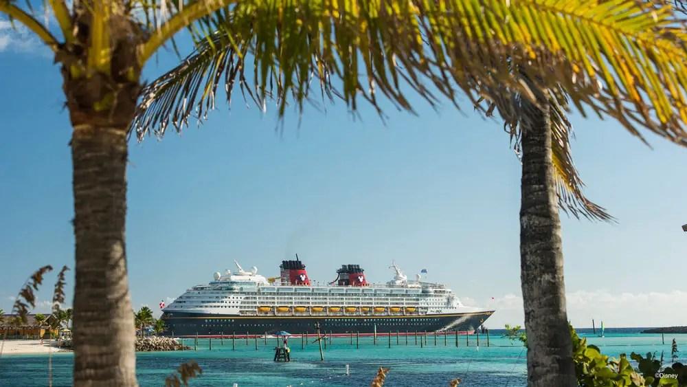 Disney Cruise Line Suspends More Sailings