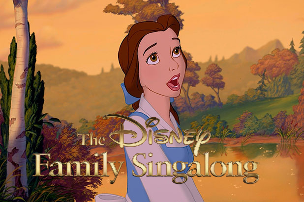 Just Announced: The Disney Family Singalong coming to ABC on April 16th!