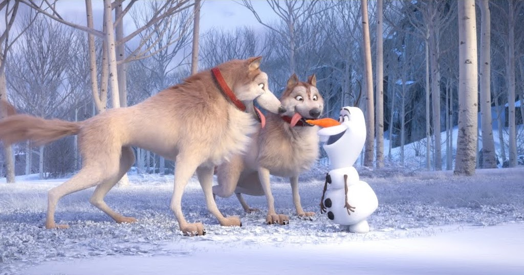 "Frozen Fans are Loving the ""At Home with Olaf"" Shorts During Coronavirus Quarantines"