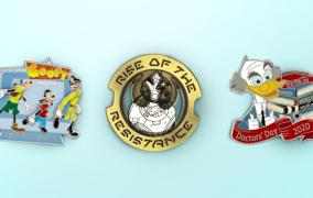 Limited Edition Disney Trading Pins Coming To shopDisney April 9