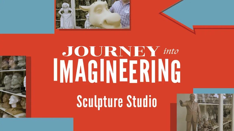 Virtual tour of Walt Disney Imagineering