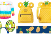 Disney Parks Summertime Fun Collection Is A Tropical Treat