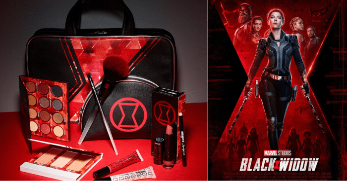 Fierce New Black Widow Makeup Collection Suits Up At ULTA 1