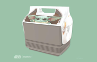 The Epic Baby Yoda Igloo Cooler Is The Coolest Bounty In The Galaxy